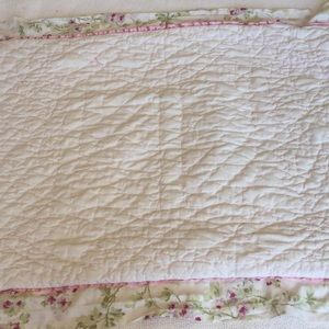 Simply Shabby Chic Quilted Standard Sham